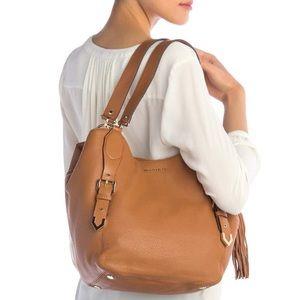Firm✨Michael Kors Brooke LG Leather Shoulder Bag